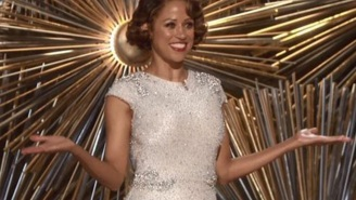 Here's the bizarre Stacey Dash Oscar cameo that will go down in infamy