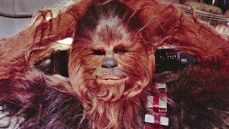 22 things I learned from reading Peter Mayhew's original 'Star Wars' script