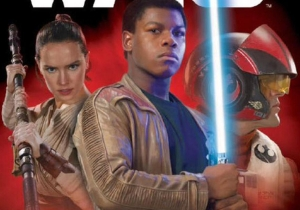 Is John Boyega secretly shipping his Star Wars character with Poe AND Rey?