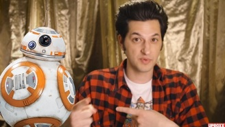 BB-8 Originally Had English Dialogue In 'Star Wars: Force Awakens'