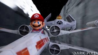 'Star Wars' Meets 'Mario Kart' Is The Coolest Damn Thing On Any Planet