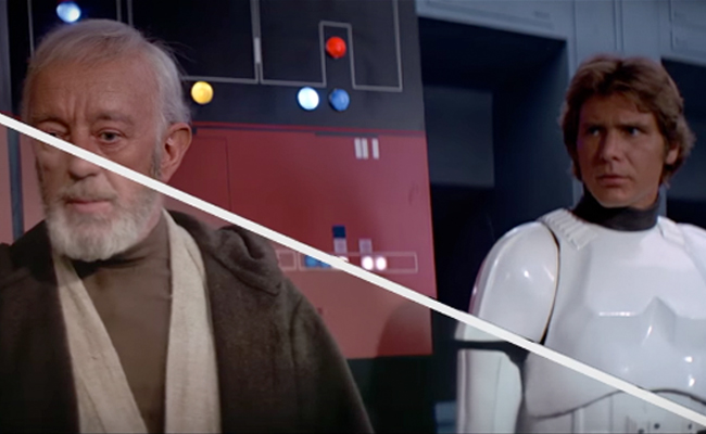 Fans Remastered A 35MM Print Of 'Star Wars' And It Looks Amazing