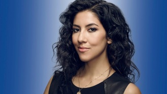 'Brooklyn Nine-Nine' Star Stephanie Beatriz Is Feuding With WWE's Lana Over Traffic Photo Shoots