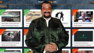 Call A Lawman, Steven Seagal's Clickbait Site Stole My #Content