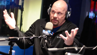 Stone Cold Steve Austin Says He's Got 'No Business' Being In A Wrestling Ring