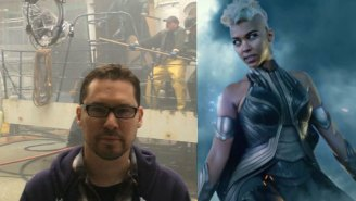 Bryan Singer had to pick up a Storm for 'X-Men: Apocalypse'