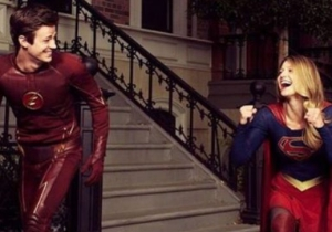 Are 'Supergirl' And 'The Flash' Part Of A DC Live-Action Multiverse?