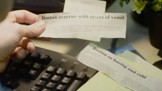 This 'Spotlight' parody truly understands what it's like to be a reporter in Boston