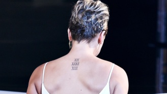 Allow Kaley Cuoco To Explain Why You Shouldn't Get Your Wedding Date Tattooed On Yourself