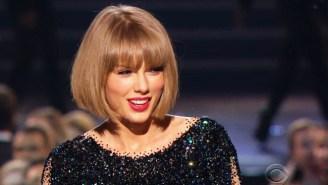 Taylor Swift's Poker-Faced Bodyguard Stole The Spotlight At Disneyland
