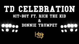 Hit-Boy ft. Rich The Kid & Donnie Trumpet – TD Celebration