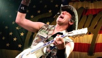 Ted Nugent Complained About Not Being In The Rock And Roll Hall Of Fame And Got Dragged By David Crosby