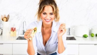 Chrissy Teigen's New Cookbook Seeks To Elevate The Food You Crave