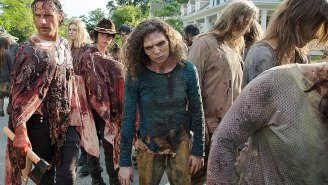 'The Walking Dead' producer explains how they made THAT gruesome amputation happen