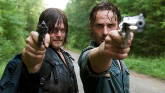 Review: 'The Walking Dead' takes it easy with 'The Next World'
