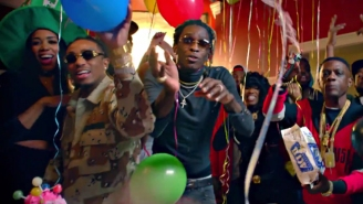 Video: Young Thug ft. Quavo – F Cancer
