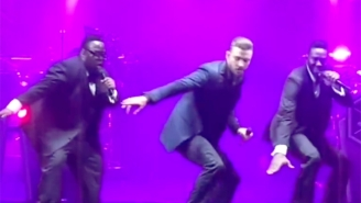 Justin Timberlake Totally Kills It With His Cover Of Bel Biv DeVoe's Classic 'Poison'