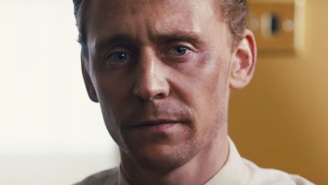 Tom Hiddleston steals the show 13 seconds into the new 'High-Rise' trailer