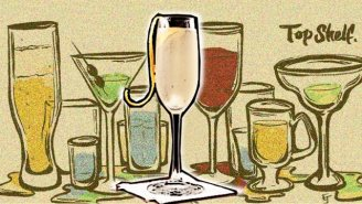 Top Shelf: Learn About The Champagne Cocktail And Mix One Up For Your Weekend Drink