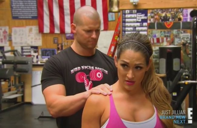 total divas nikki rob hard nocks