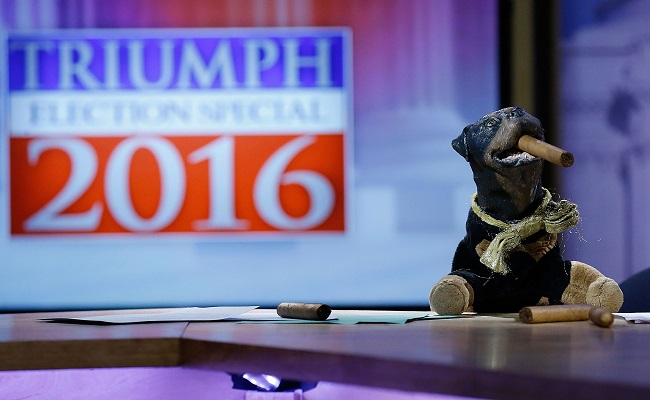 triumph's election special review
