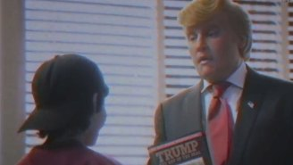 Could the Johnny Depp/Funny or Die Trump video actually help The Donald?