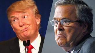 Donald Trump's Final Attack Against Jeb Bush Capped Off The Best Rivalry Of The 2016 GOP Race