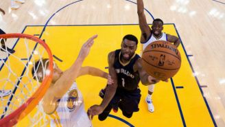 Pelicans Guard Tyreke Evans Is Likely Done For The Season With Another Knee Injury