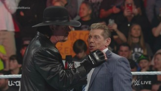 The Undertaker Has Been Pulled From All Upcoming WWE Events