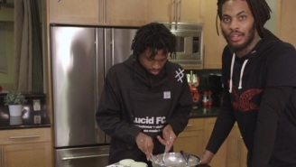 Waka Flocka And Raury Are Here To Teach You How To Make Vegan Muffins (No, Really)