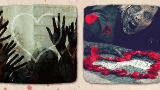 'The Walking Dead' And Hallmark Teamed Up To Make Zombiefied Valentines