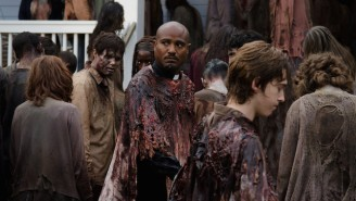 How A Recently Departed 'The Walking Dead' Cast Member Tried To Change The Midseason Premiere