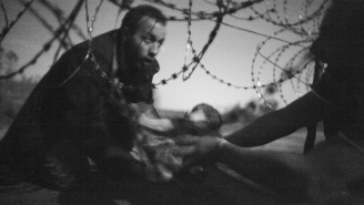 Viewing The 2015 World Press Photo Winners Will Flood You With Emotion