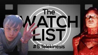 5 essential movies about telekinesis