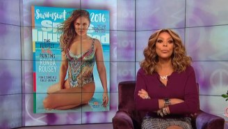 Talk Show Host Wendy Williams Has The World's Worst Take On Ronda Rousey's 'SI' Swimsuit Cover