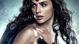'Wonder Woman' could be breaking away from 'Batman v Superman' grimdark visuals