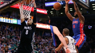 Zach LaVine And Andre Drummond Will Reportedly Headline This Year's Dunk Contest