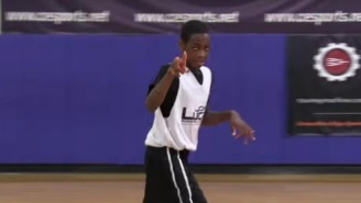 Dwyane Wade's 13-Year-Old Son Might Be Basketball's Next Great Passing Wizard