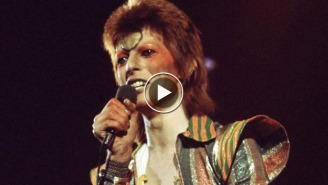 A Look Back At Ziggy Stardust's Landing On Earth, 44 Years Later