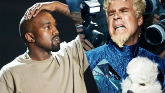 Kanye West Saw 'Zoolander 2' Twice And Now Believes Will Ferrell Is A Living God