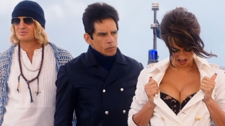 Review: Profoundly unfunny 'Zoolander 2' faceplants on the runway