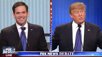 The GOP Debate Hits A New Low As Donald Trump References His Private Parts
