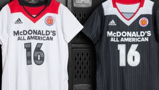 The 2016 McDonald's All-American Uniforms Make Sleeves Look Cool