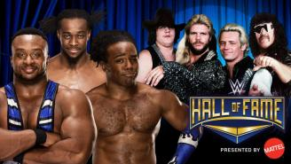 The New Day Is Inducting The Fabulous Freebirds Into The WWE Hall Of Fame. Seriously.