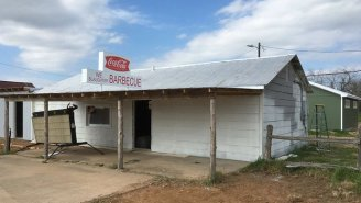The Gas Station From 'Texas Chainsaw Massacre' Is Opening As A Horror-Themed BBQ Restaurant