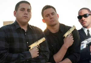 Sony Reportedly Has A Director In Mind For The '23 Jump Street' And 'Men In Black' Crossover