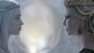 Females are strong as hell in latest trailer for 'The Huntsman: Winter's War'