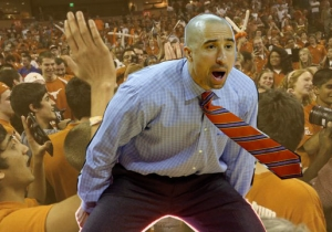 Six Minutes At A Time: How Texas Coach Shaka Smart Is Hoping To Hook Hoops Fans In A Football Town