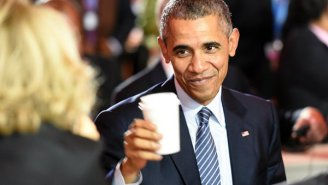 Obama Is All About The Mate Tea, Just Like Your Favorite Yoga Instructor