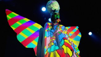 The Best Musical Acts To See When You're High As A Kite